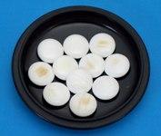蛤碁石日本蛤花印